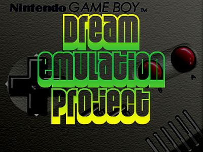 Dream Emulation Project - Gameboy / Gameboy Color | DC Evolution