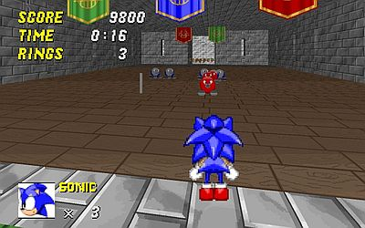 Sonic Robo Blast 2 | DC Evolution - The Dreamcast Resource