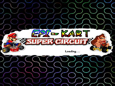 Epikart screen