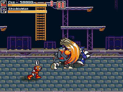 Megaman War of the Past Screen 4