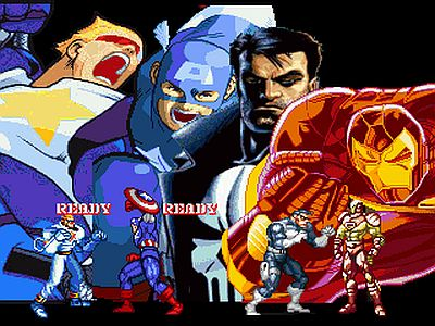Captain Commando Screen 2