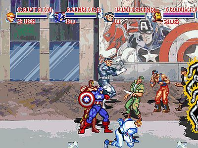 Captain Commando Screen 3