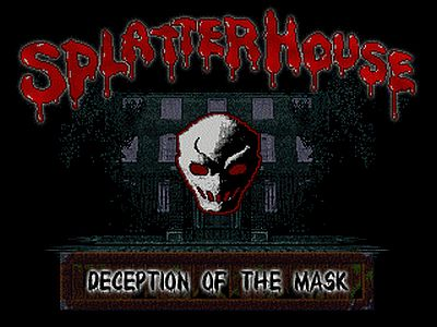 Splatterhouse Trilogy Screen 1