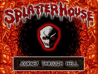 Splatterhouse Trilogy Screen 2