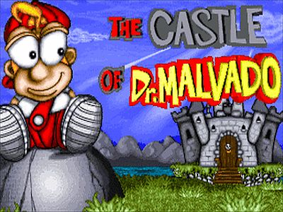 Castle of Dr Malvado screen 1